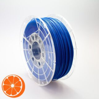 Hot Orange 3D Zee Blauw